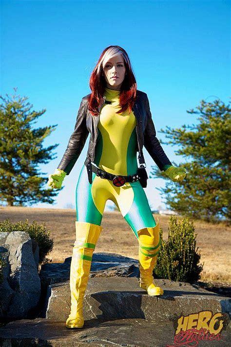 cosplay rogue ever week camille adrienne comicsalliance digimon kib times superheroines viewed ultimate cosplayed