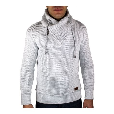 pull homme col montant pull col montant macktenfashion
