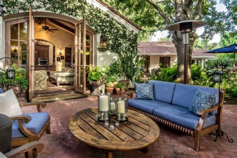 Images Of Outdoor Patios by Tuscan Style Patio Casa Smith Designs Llc Hgtv