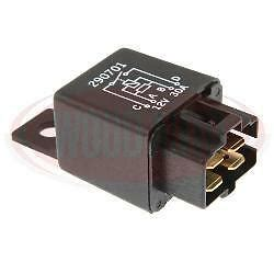 Universal Pin Japanese Style Relay Volt Amp