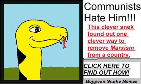 Hoppean Snake Memes - duterte kill a communist and receive 470