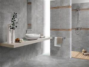 Carrelage haut de gamme pas cher for Salle de bain design avec carrelage salle de bain castorama