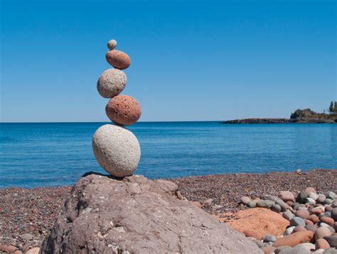 peter juhl   stacking rocks   art form