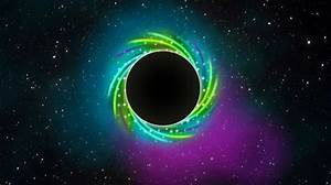 Apple Black Hole - Pics about space