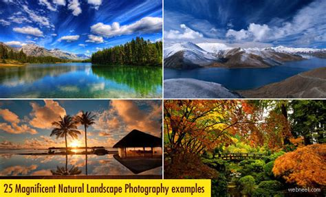 magnificent landscape photography examples