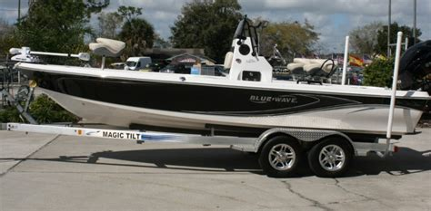Blue Wave Boats Orlando by 2014 Blue Wave Boats 2200 Bay For Sale In Orlando