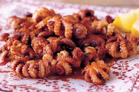 octopus recipes chargrilled octopus recipe taste com au