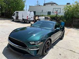 6th gen 2019 Ford Mustang Bullitt low miles For Sale - MustangCarPlace