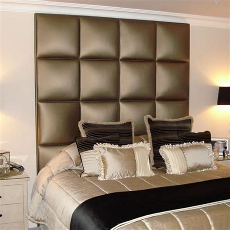 Headboard Designs For Bed by Padded Headboard Design Ideas Home Designs Project