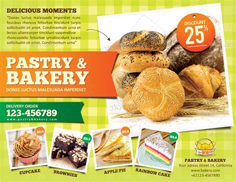 Free Bakery Flyer Templates Costumepartyrun