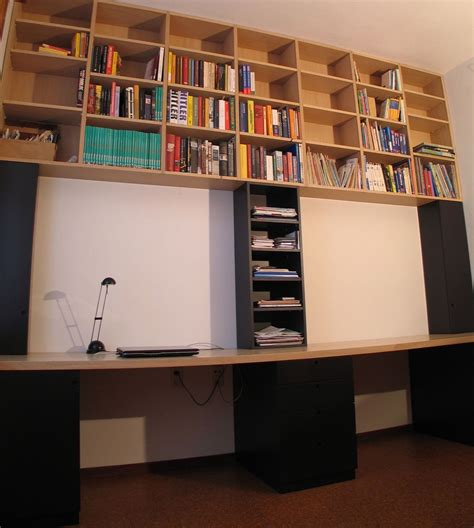 desk and bookshelf combo bookcases frits kuitenbrouwer tailor made furniture