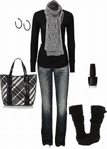 25 Sexy All-Black Outfits for Winter u2013 Winter Outfit Ideas | Styles Weekly