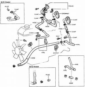 34 2002 Ford Escape Coolant Hose Diagram