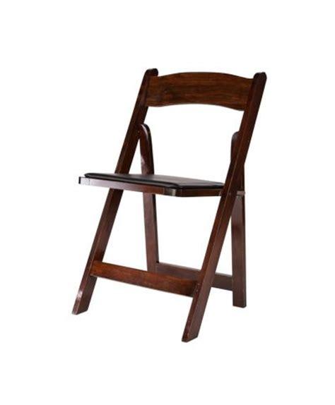 mahogany wood folding chair a chair affair inc
