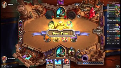 Hearthstone Shaman Totem Deck 2016 by Evolve Totem Shaman Hearthstone Whispers Of The Gods