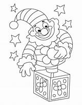 Clown Coloring Circus Pages Happy Drawing Colouring Printable Killer Sad Face Getdrawings Krusty Cool Template Sketch sketch template