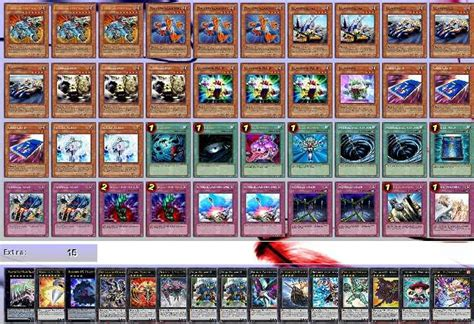 yugioh geargia deck build geargia deck recipe 2013