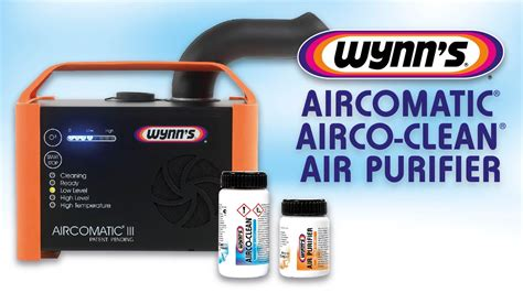 wynns aircomatic iii youtube