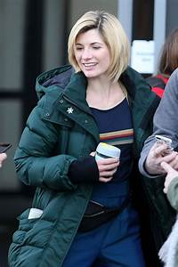 Jodie Whittaker On The Set Of Doctor Who In Cardiff 02 16