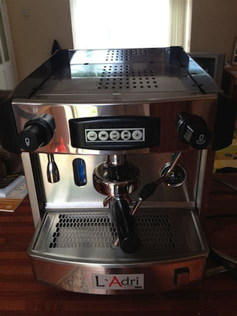 I always get quality equipment promptly. Secondhand Catering Equipment   1 Group Espresso Machines ...