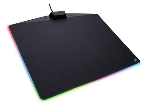bureau corsair mm800 rgb polaris gaming mouse pad eu