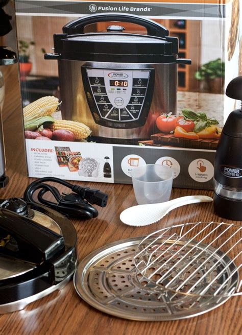 cooker pressure xl power recipes pot instant costco trivet quart tray steamer easy cooking pressurecookingtoday electric lid bought ladle came