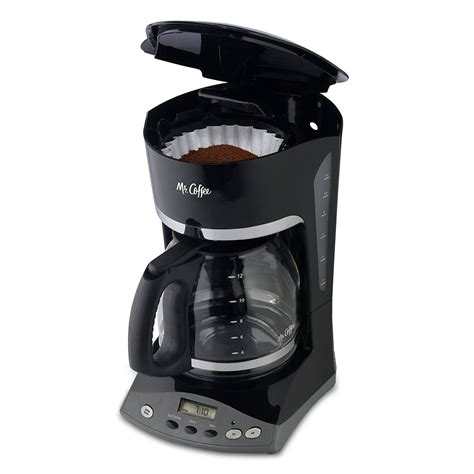 Coffee coffee machine, you'll need to set the brew time for each brew separately by pressing the delay brew button and then setting the hour and minute when you wish the brew to start. Mr. Coffee SKX23 12-Cup Programmable Coffeemaker Coffee and TEA, Coffee Tools, Coffee ...