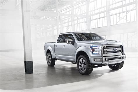 concept truck ford atlas truck concept previews next f 150 photos and