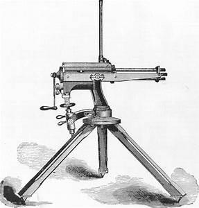 HyperWar: The Machine Gun (Vol. I/Part II)  Gun
