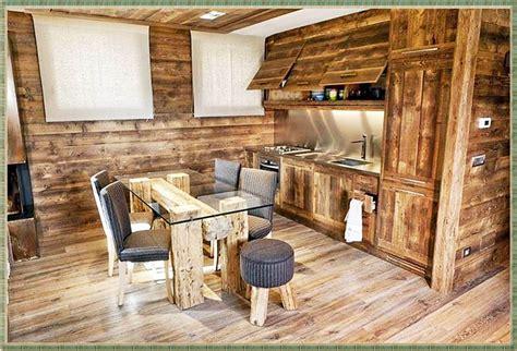 Cucine Per Case Di Montagna SX54 ~ Pineglen