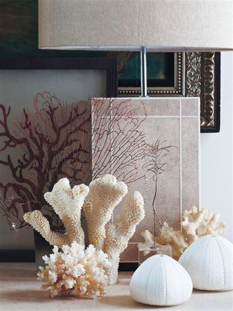 amazing sea coral decor ideas house design  decor