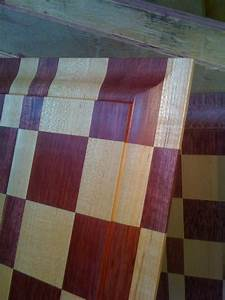 Purpleheart Hope Chest - A Study in Color - The Wood Whisperer