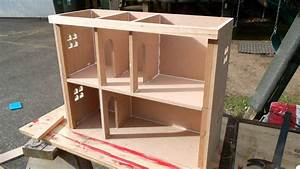Making a doll's house - YouTube