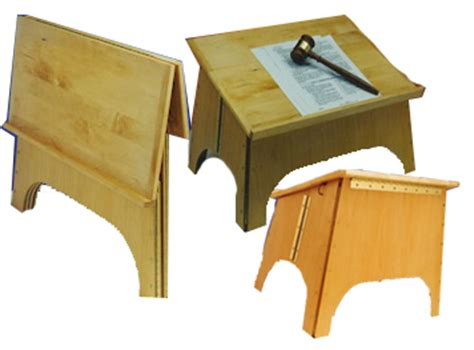 folding table top podium wooden stool table top lectern folding wooden tabletop lectern