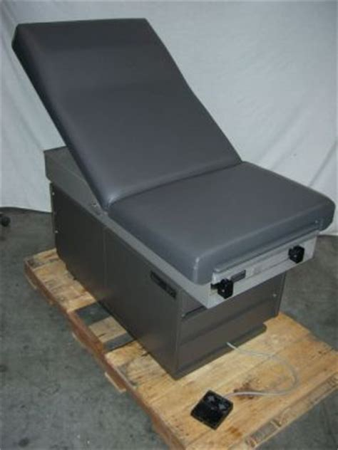 used exam tables for sale used ritter 107 exam table for sale dotmed listing 413949