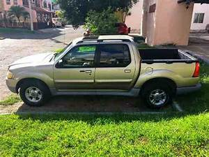 Impecable Ford Line Explorer Sport Trac Modelo 2001 Pickup