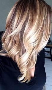 Haare Blondieren Natürlich : balayage braun vs balayage blond die gro e haarfarben frage ~ Frokenaadalensverden.com Haus und Dekorationen