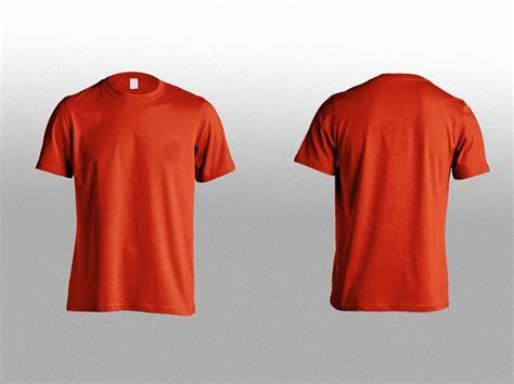 T Shirt Mockup T Shirt Front Back Mockup Mockups Mockup