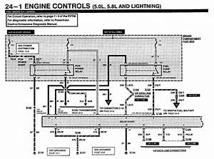 7 Best Images Of 1990 Ford Fuel System Diagram