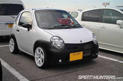 Japanese Kei Cars by Incredibly Tiny Suzuki Kei Car Cars