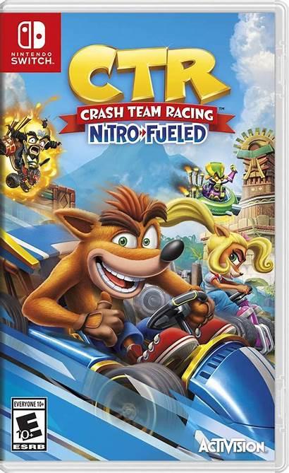 Crash Racing Team Switch Release Date Nintendo