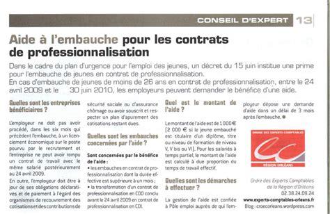 contrat de professionnalisation cuisine contrat de professionnalisation le du croec orléans
