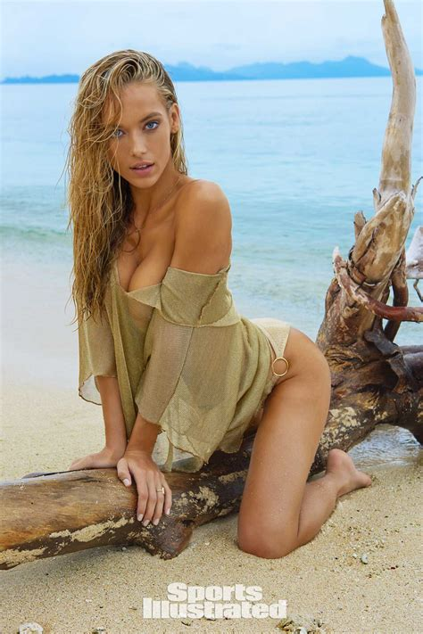 Hannah Ferguson Sports Illustrated Photoshoot Celebrity Hive