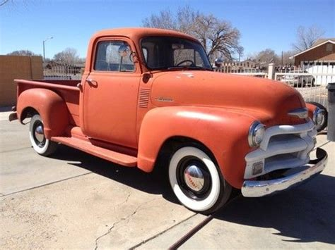 Purchase Used 1954 Chevy 12 Ton In Albuquerque, New