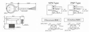 China Photoelectric Switch Sensor Tq18 Sensor Infrared Ray