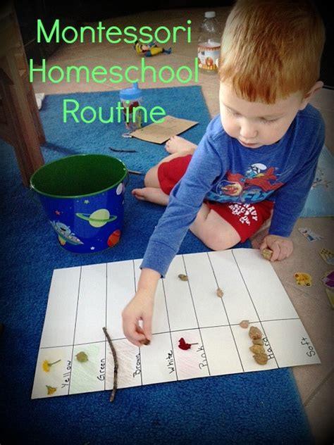 montessori homeschool routine 192 | Nature Graph 2