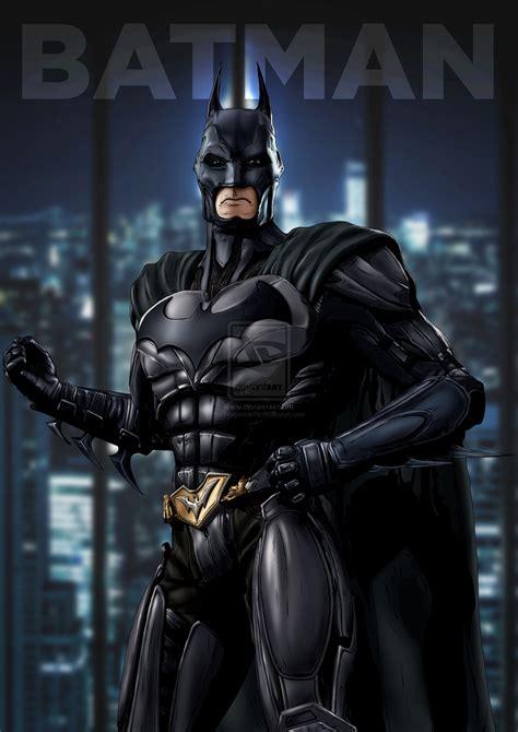 Injustice Batman By Progenitor89 On Deviantart