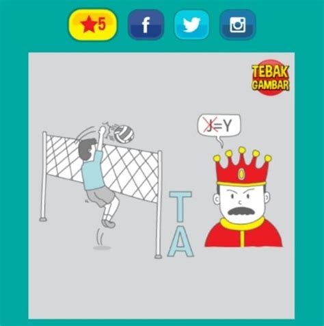 Kunci jawaban tebak gambar dalam aplikasi ini disajikan secara lengkap mulai dari level 1 sampai level terakhir. Kunci Jawaban Tebak Gambar Level 8 Terlengkap (Gambar 1 - 20)