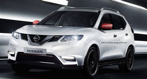 2014 Nissan X-trail And Rogue Re-imagined With Nismo Clothing