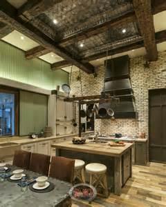 Kitchen Rock Island 31 Custom Quot Jaw Dropping Quot Rustic Interior Design Ideas Photos